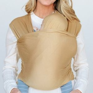 Solly Wrap Baby Carrier - Beeswax